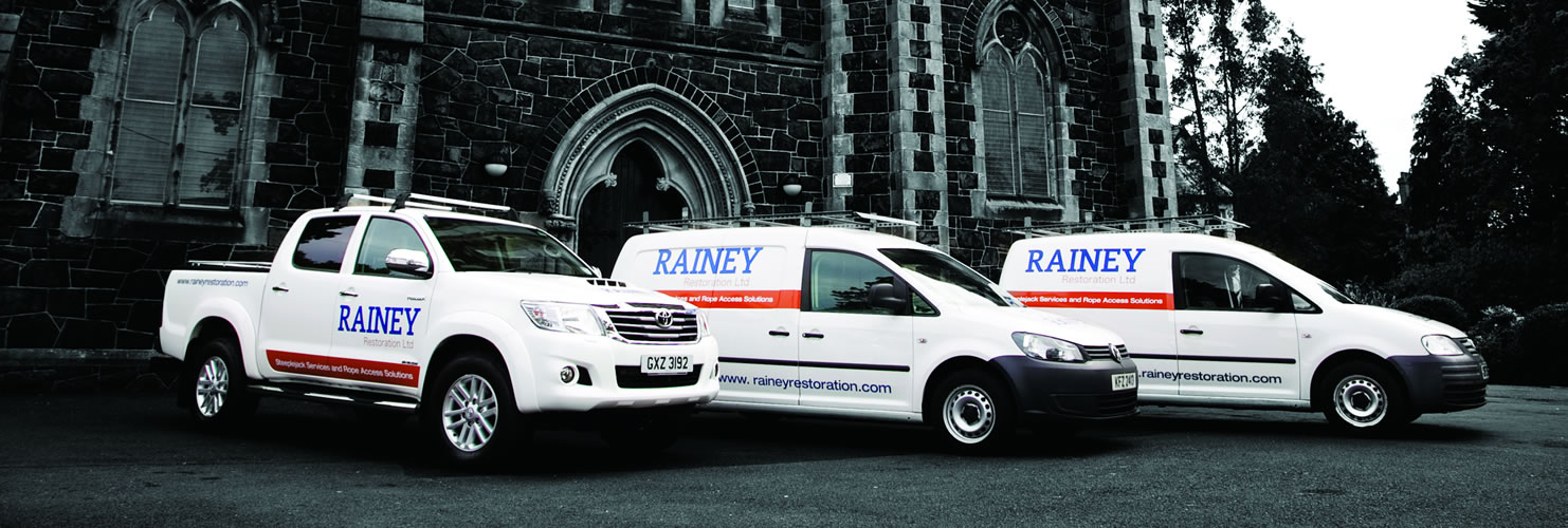 About Rainey Restoration Ltd